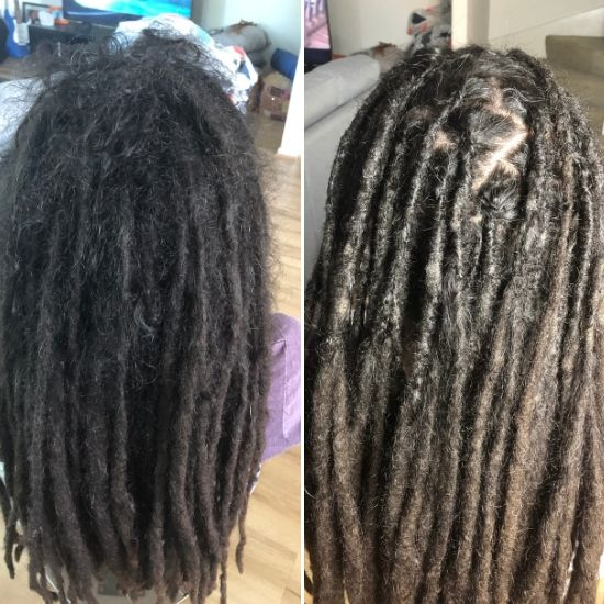 London dreads maintenance